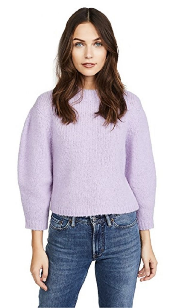 Long Live Lavender 21 Lavender Items to Brighten Up Your Life lavender sweater