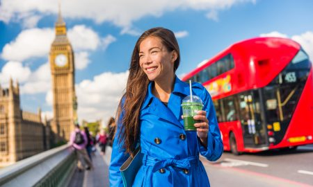 green drink, london, travel, england, asian