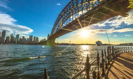 sydney, cruise, australia, sea