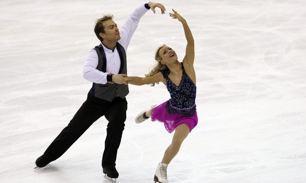 olympic ice dancers datingdating pagkakakilala sa iran