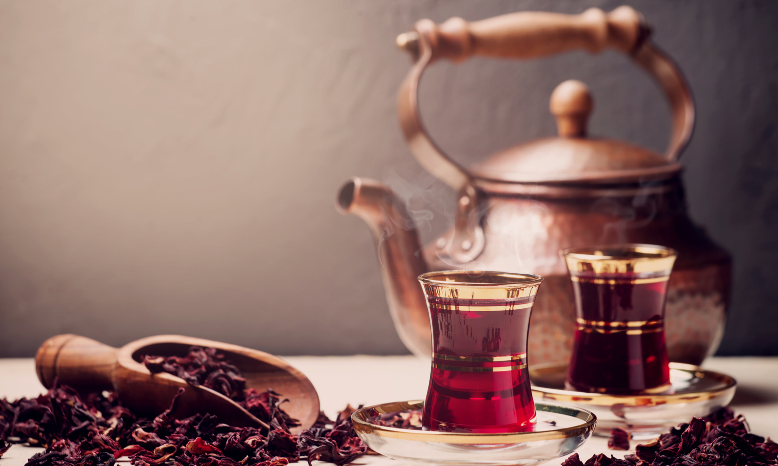 Hibiscus Tea A Flower With Health Promoting Properties