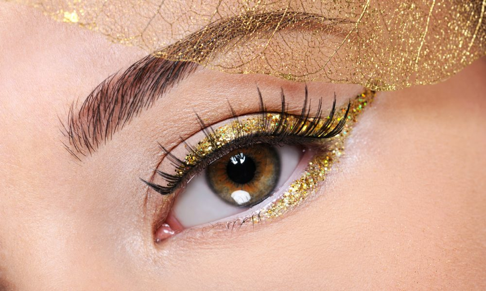 The Best Makeup Tips For Hazel Eyes