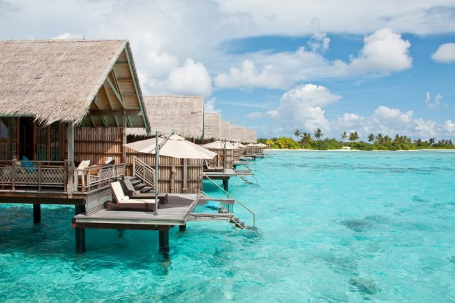 50 Destinations Worldwide to See This Summer Maldives