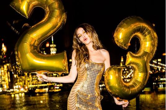Inside Gigi Hadid's Fabulous 23rd Birthday Party