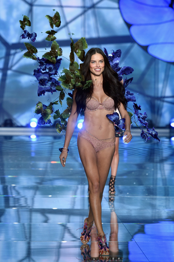 The 15 Hottest and Inspiring Models Adriana Lima