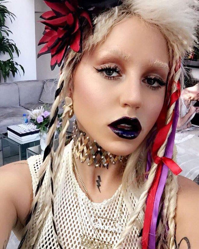 45 of Michael Anthony Best Beauty Looks on Instagram black lips