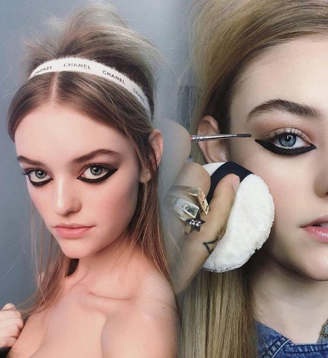 45 of Michael Anthony Best Beauty Looks on Instagram nude lipstick eyeliner