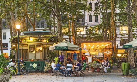 bryant park, new york city, manhattan, park
