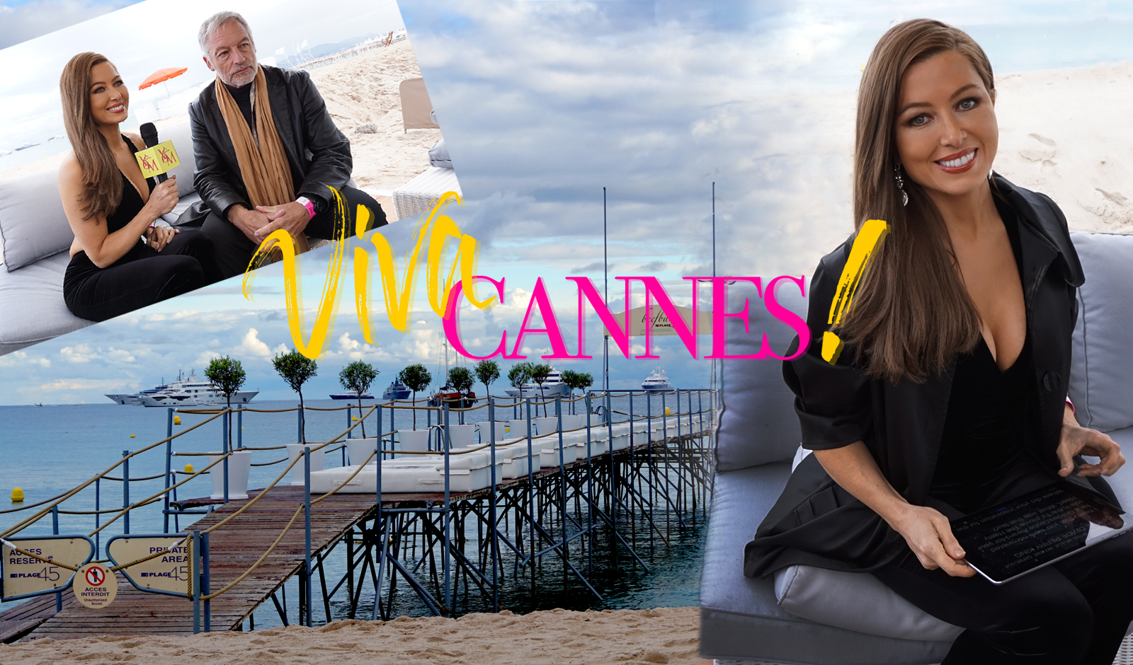"""Viva Cannes Episode 5: Perry King Discusses """"The Divide"""""""