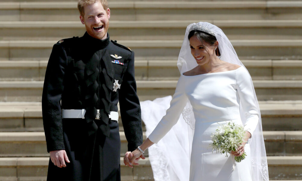 251628a1b2 Designer Emilia Wickstead Denies Meghan Markle s Gown Copying Claims ...