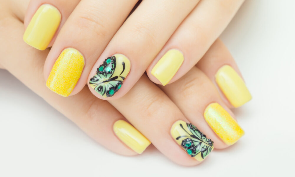 10 Nail Art Ideas Perfect for The Summer - VIVA GLAM MAGAZINE