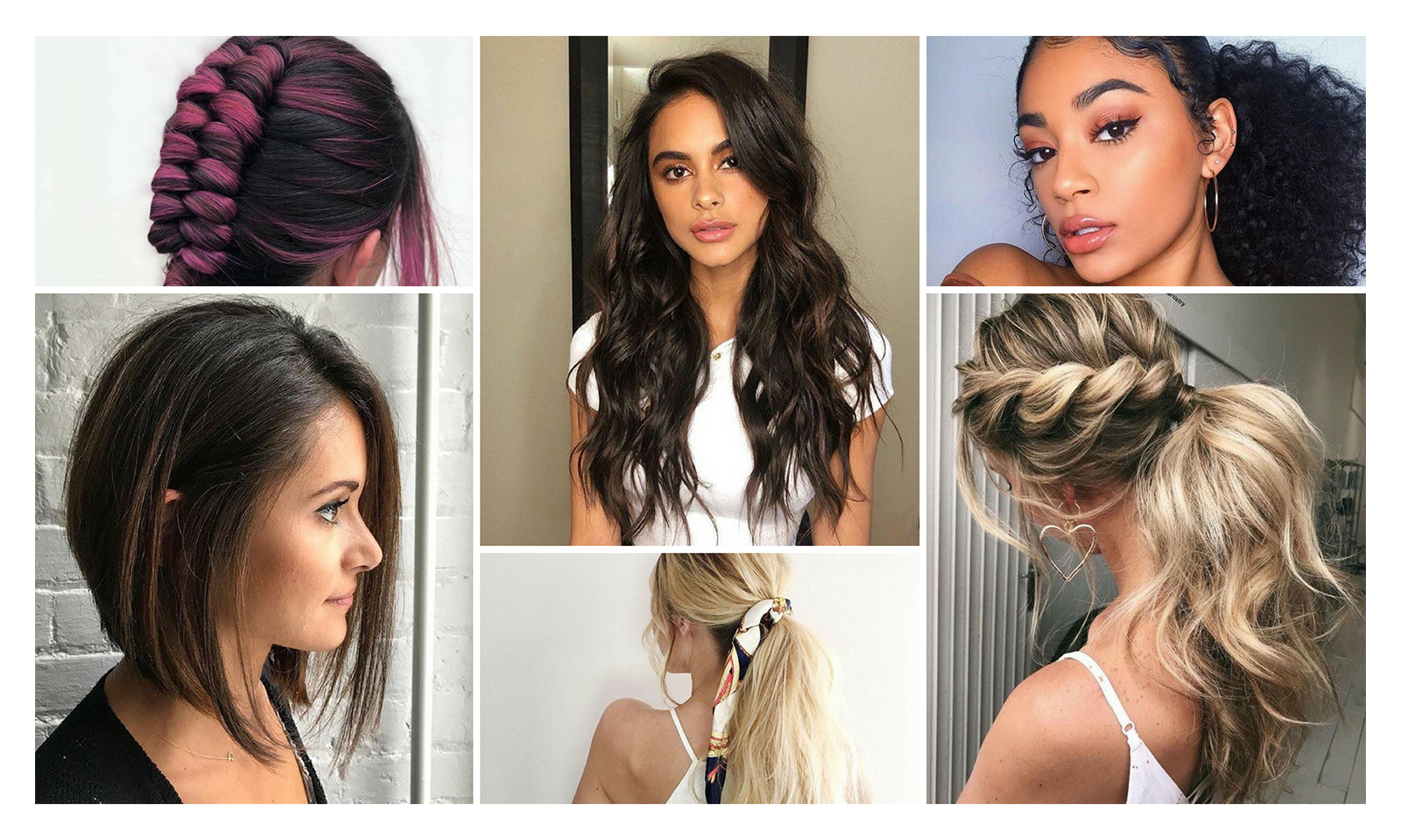 hairstyles for summer 2018