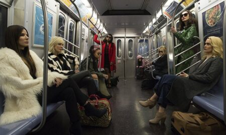 The Ocean's 8 Squad is Not Alone: The Most Glamorous Heist Movies of All Time