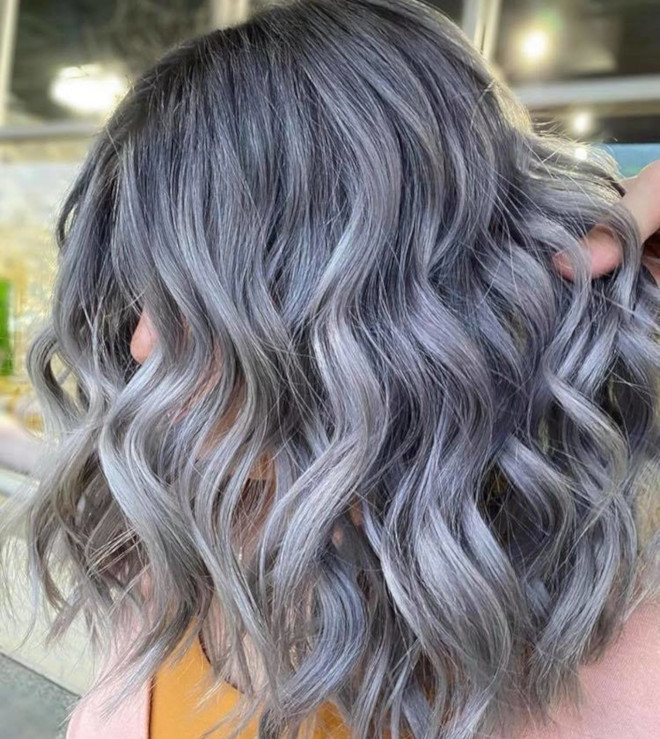 cool toned hair colors for summer 1
