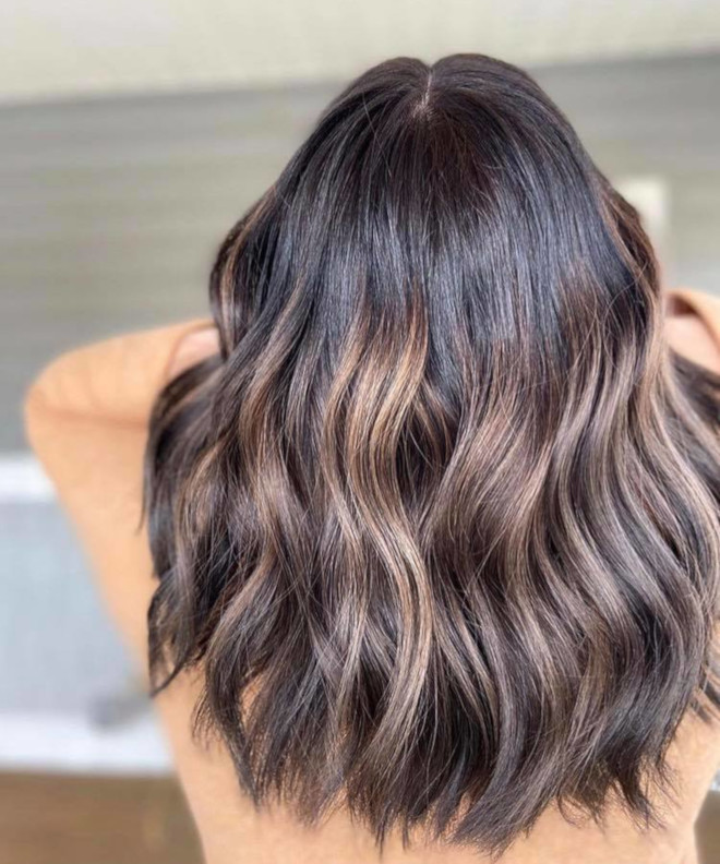 cool toned hair colors for summer 7