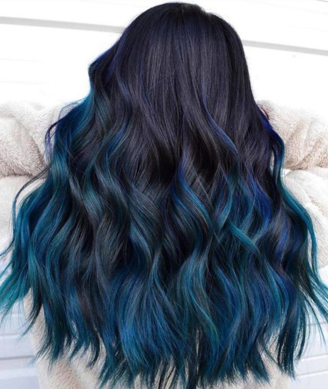 cool toned hair colors for summer 8