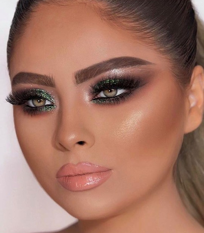cool toned makeup looks for summer 7