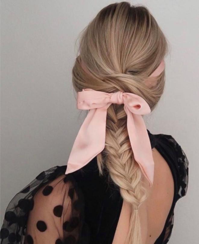 easy & feminine braided hairstyles for summer