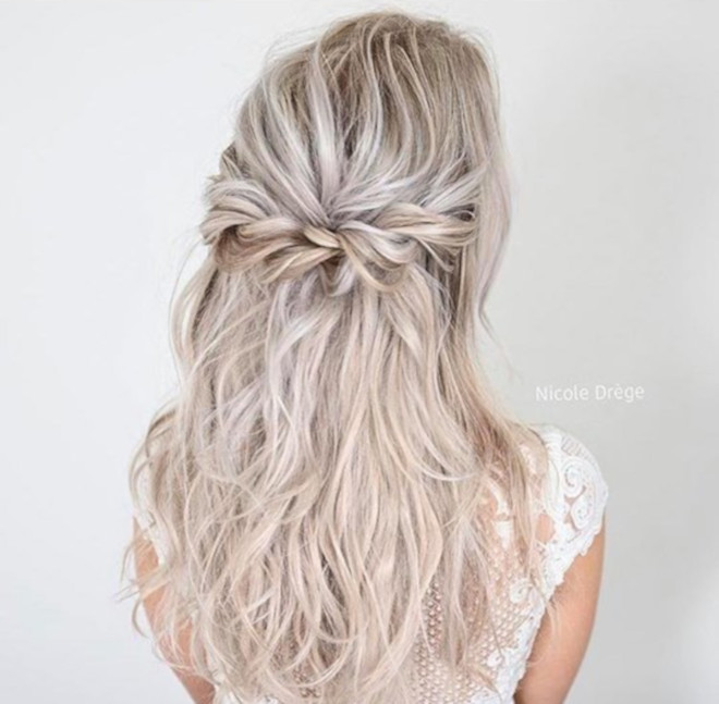 easy & feminine braided hairstyles for summer 8