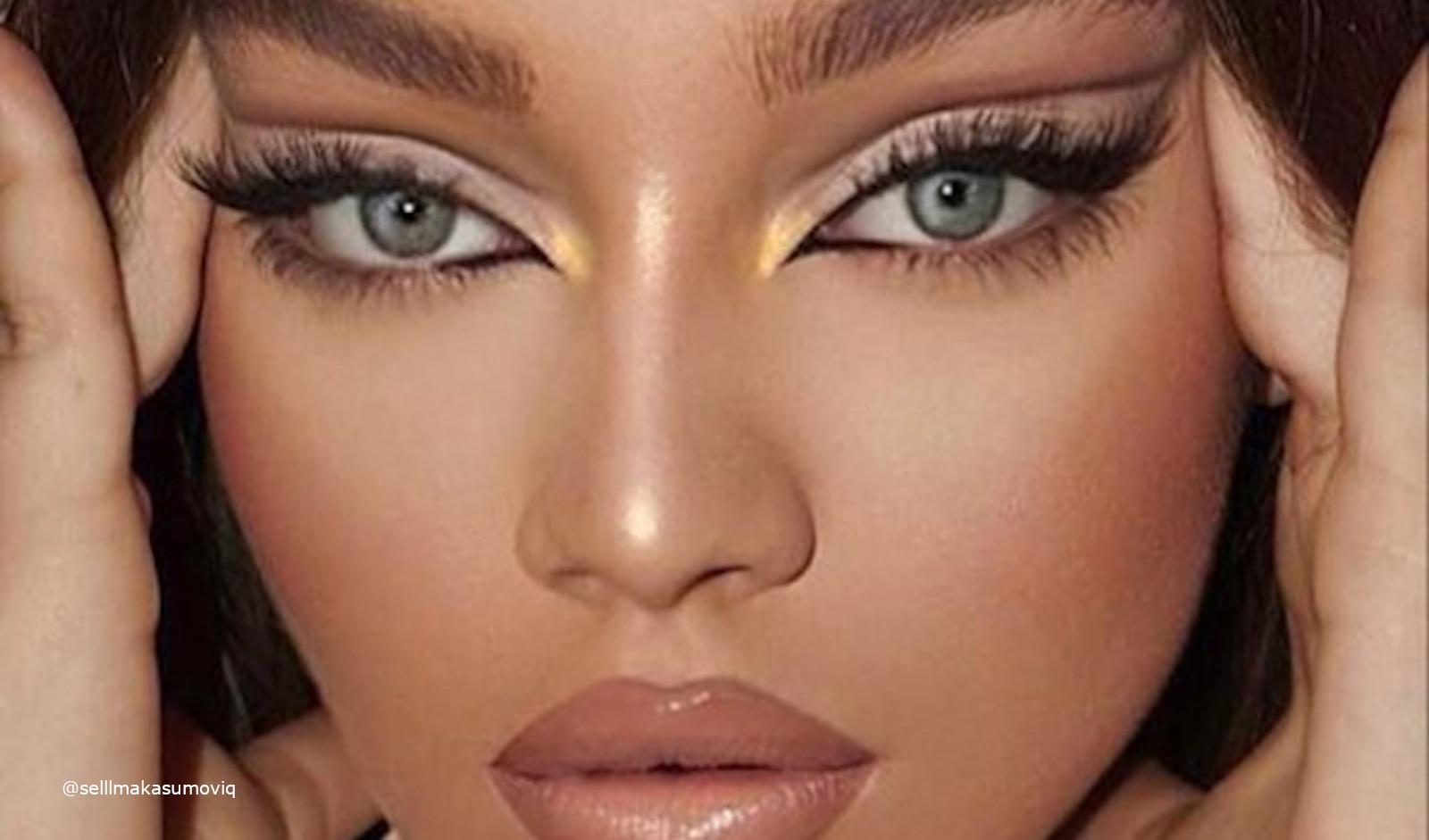 Fox Eye Makeup Trend