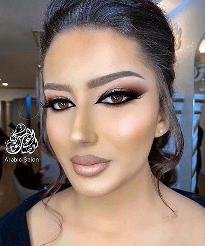 fox eye makeup trend 3