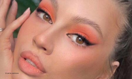Living Coral Makeup Is Here To Replace The Natural Glam
