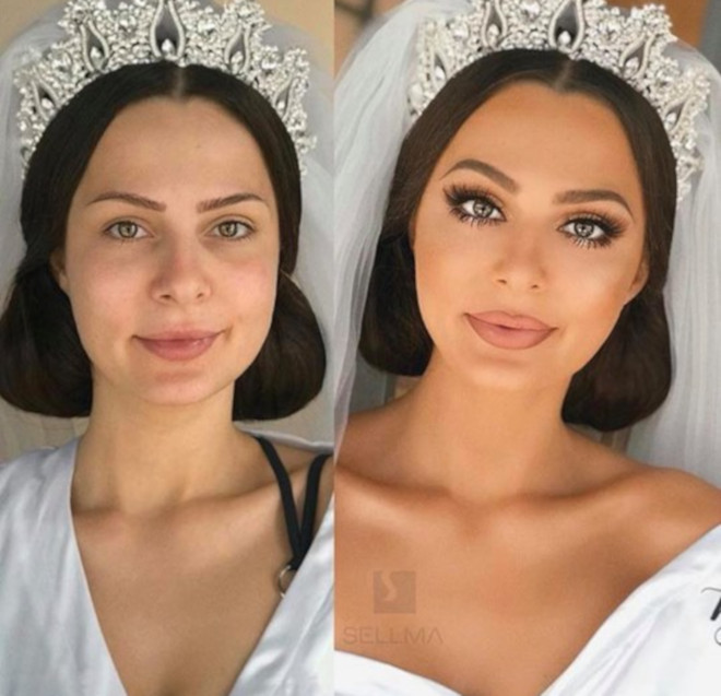the most glamorous beauty transformations by sellma kasumoviq