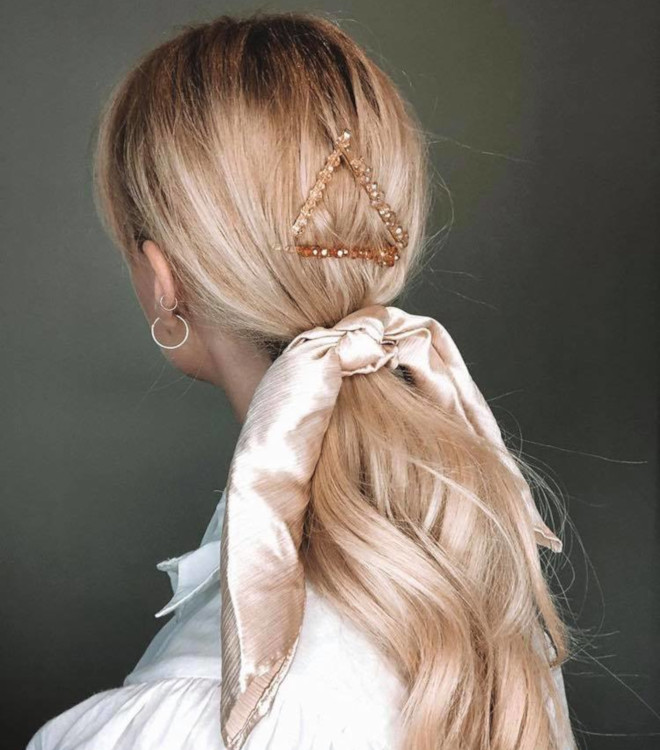 chic & easy summer hairstyles 9