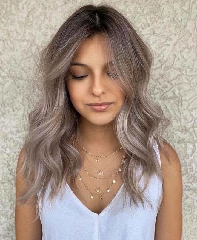 cool toned dye jobs cool toned hair colors 1