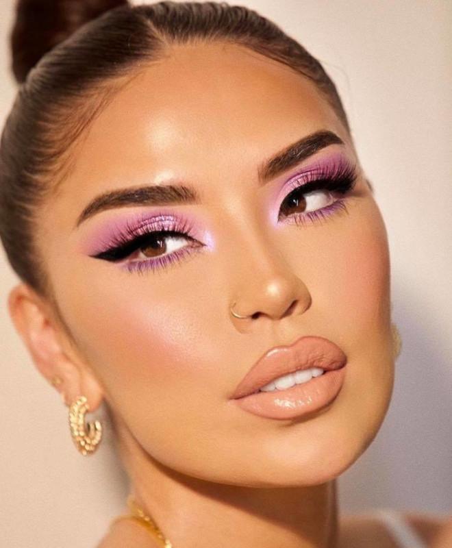 pink eyeshadow trend 2