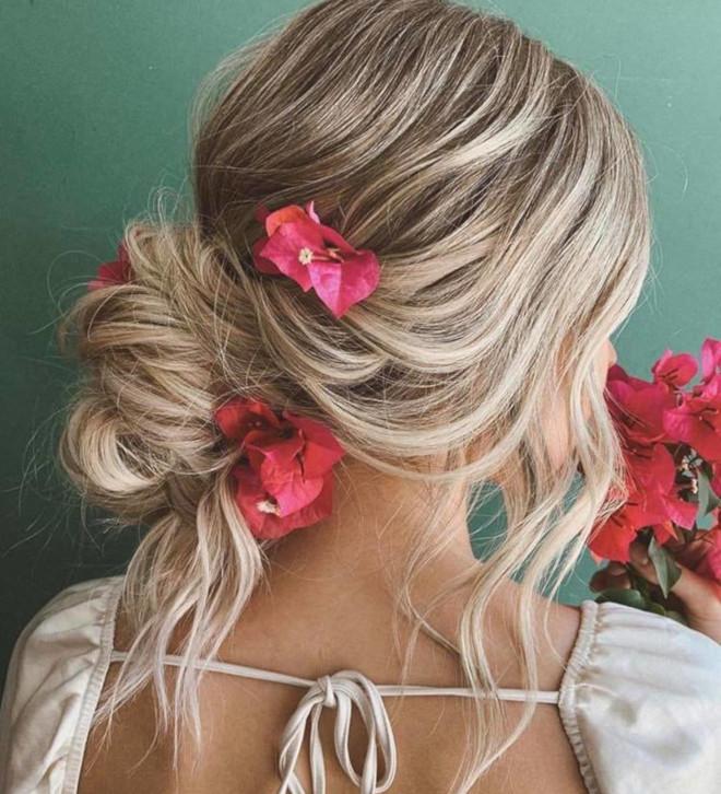romantic updo hairstyles 2