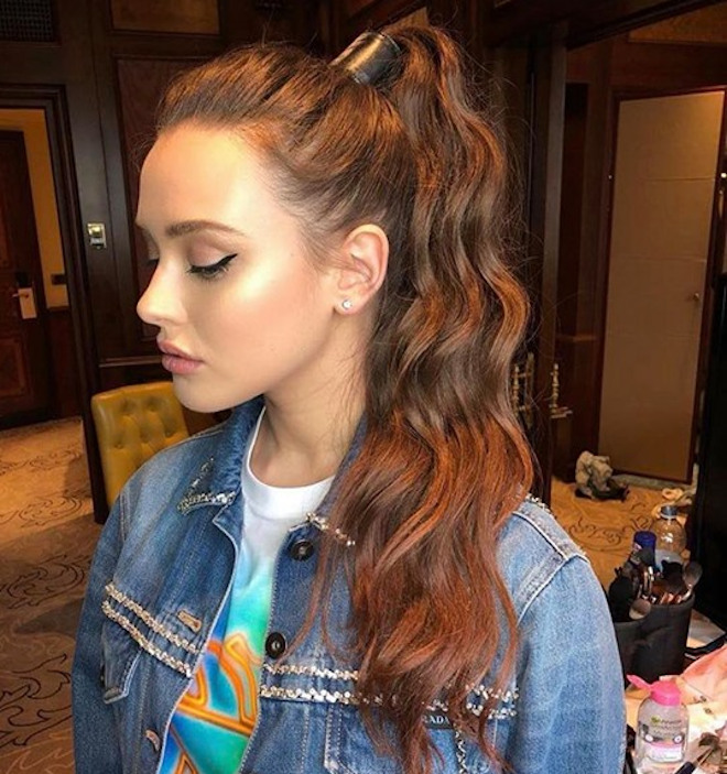 sweatproof summer hairstyles to steal from celebrities 7