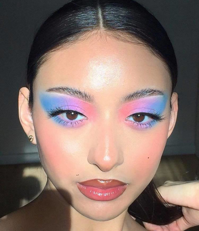 fresh makeup looks for summer glow up 8