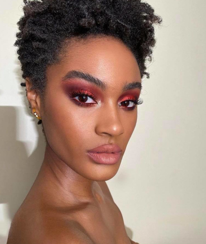 fresh makeup looks for summer glow up 9