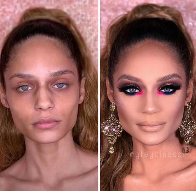 glamorous beauty transformations 10