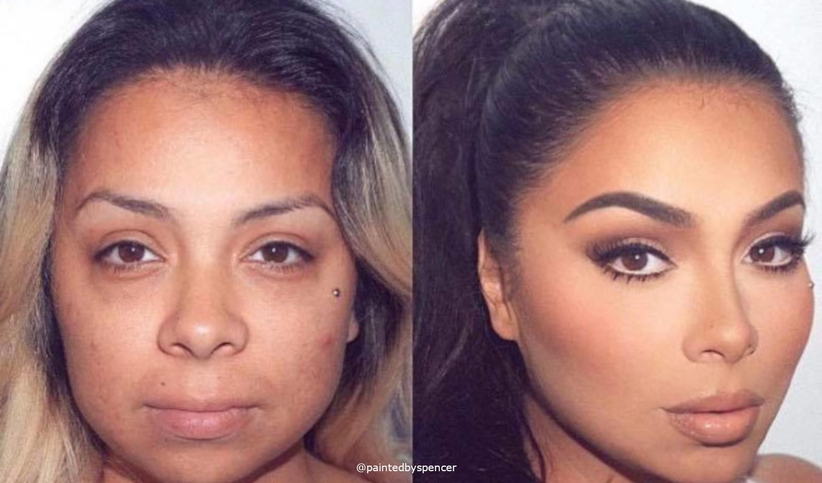 Glamorous Beauty Transformations