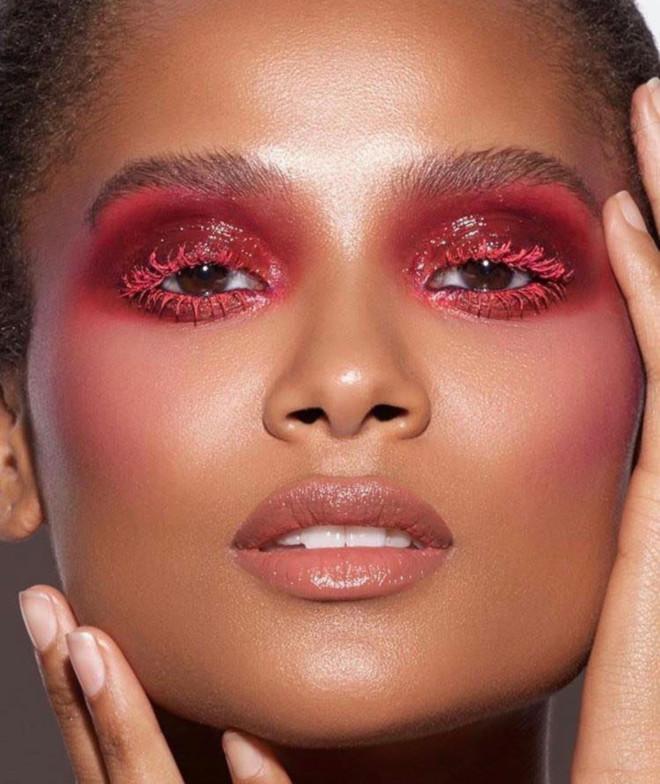 glossy lids makeup trend 6