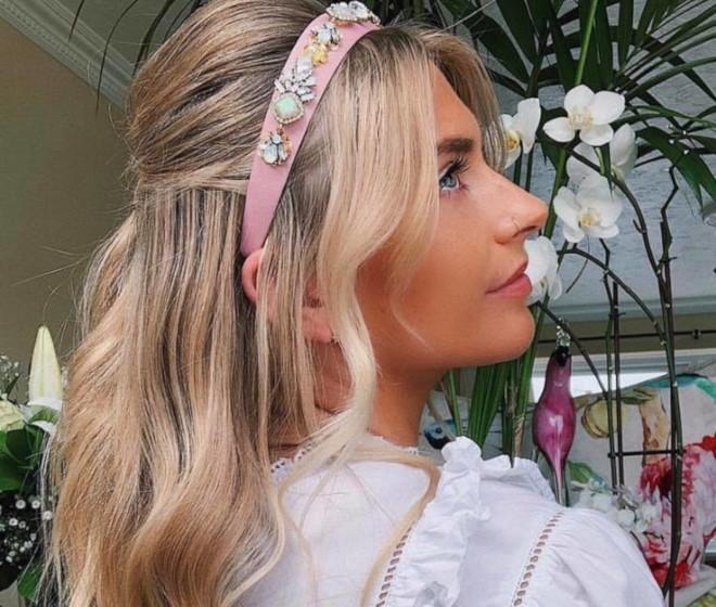 insanely pretty headband hairstyles to copy now 3