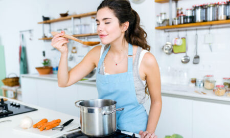 possible-reasons-youre-always-hungry-woman-in-the-kitchen-cooking-soup