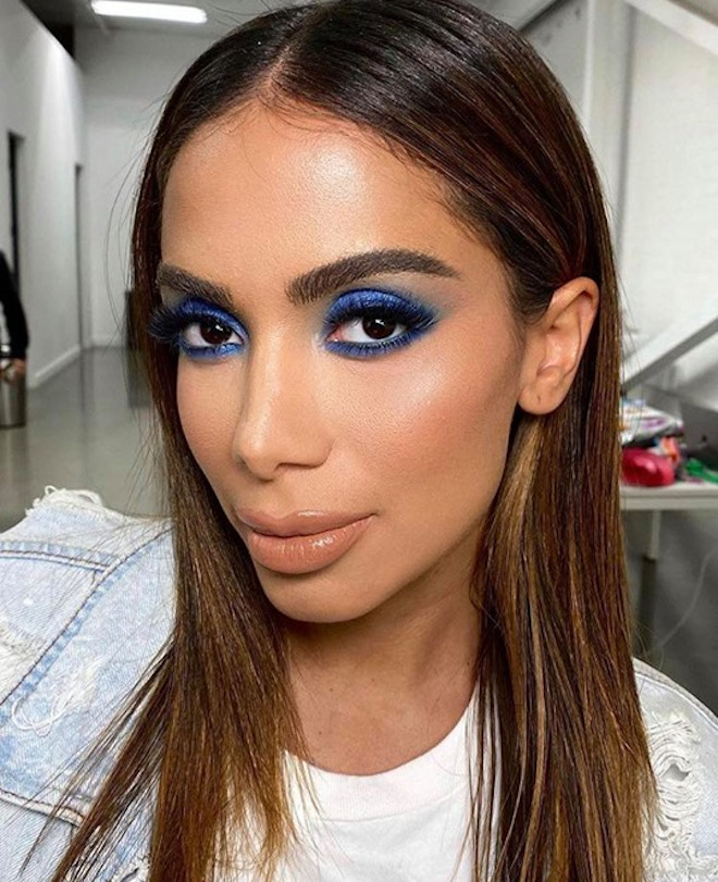 sexy celebrity makeup looks to recreate for summer 9