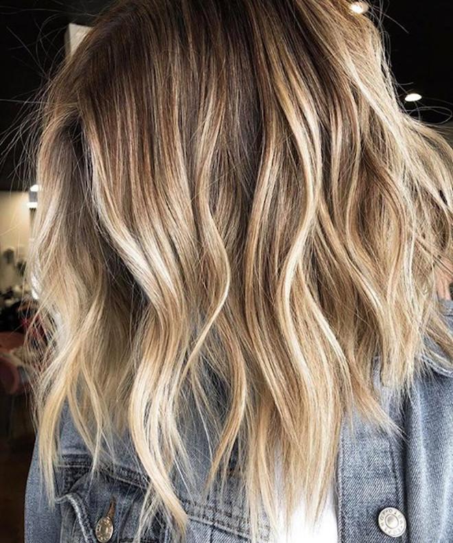 teasylights hair color trend 7