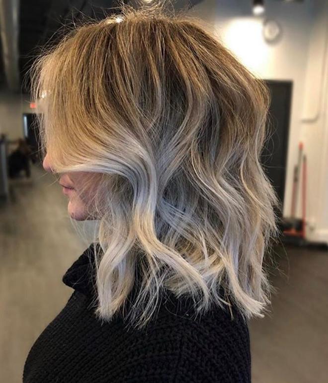 undone blonde hair trend 5