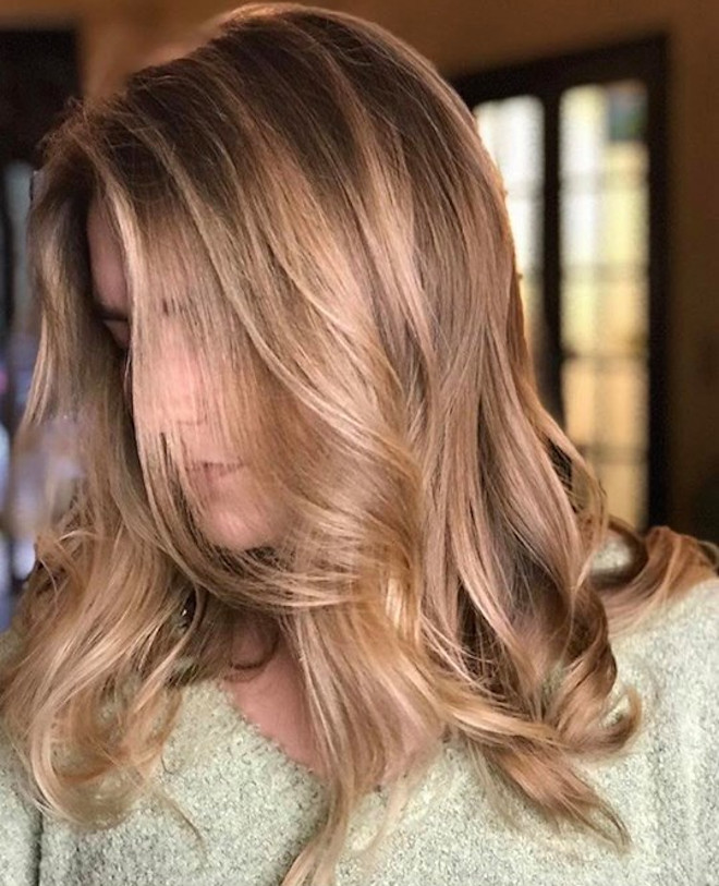 undone blonde hair trend 7