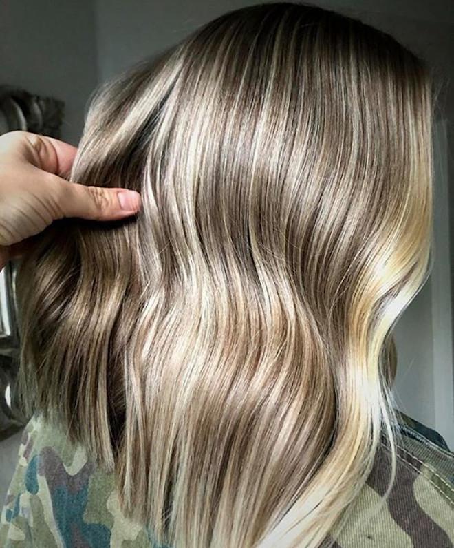 undone blonde hair trend 8