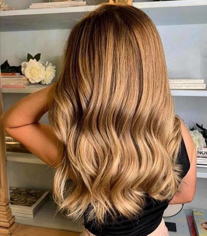 caramel hair 6
