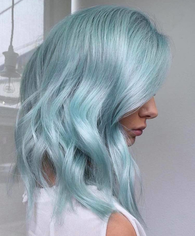 cool toned hair color ideas for fall 4