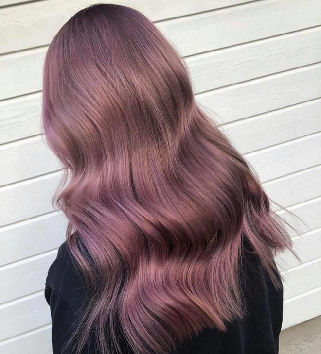 cool toned hair color ideas for fall 6