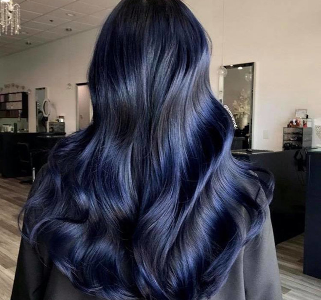 cool toned hair color ideas for fall 7