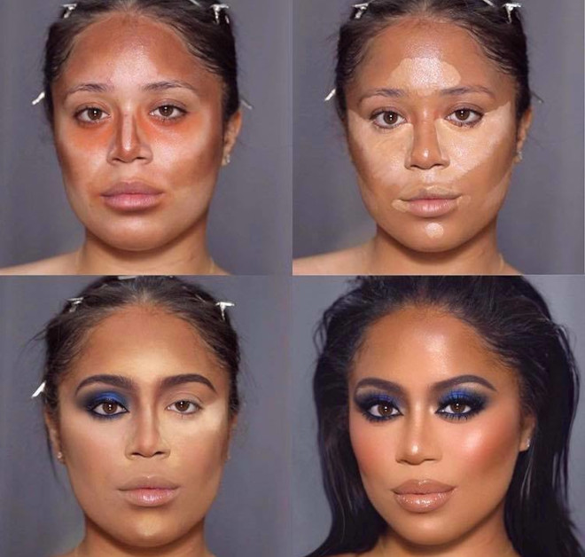 mind-blowing beauty transformations that show the massive power of makeup 3