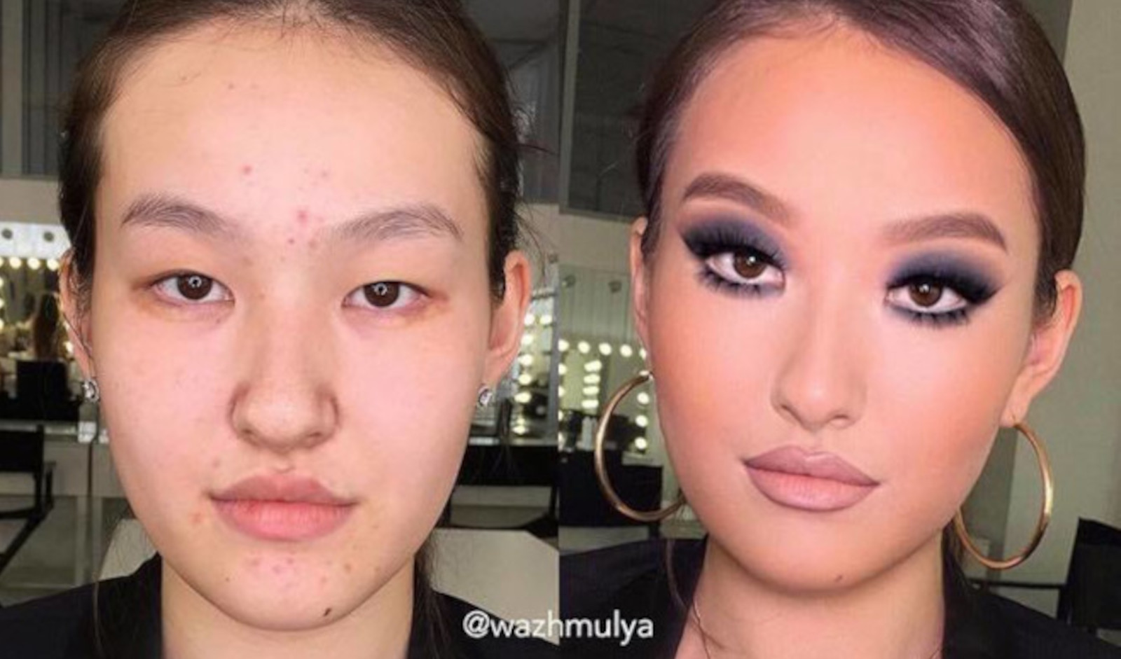 Mind-Blowing Beauty Transformations That Show The Massive Power Of Makeup